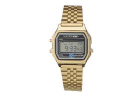 HSV Armbanduhr vergoldet