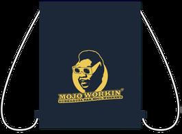 Mochila cuerdas - 100% Algodon - Azul Marino