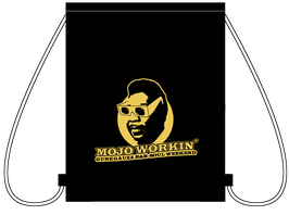 Mochila cuerdas - 100% Algodon - Negra
