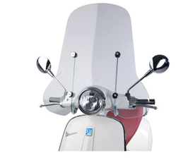 VESPA PRIMAVERA WINDSCHILD GROSS