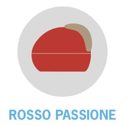 Vespa Primavera 125 Topcase in verschiedene Farben erhältlich. exkl. Träger & Polster