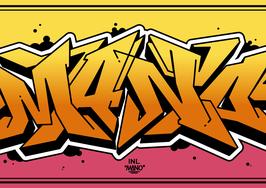 Graffiti Style by MANO
