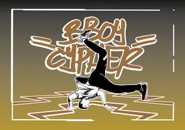 B-Boy Cypher