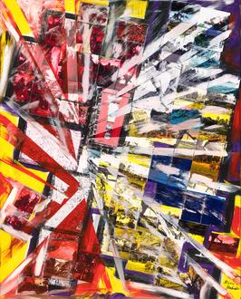 NEW PIECE OF ART #28 – THE FALLEN ANGEL
