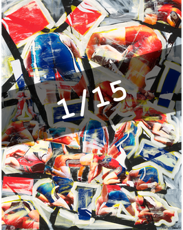 NEW PIECE OF ART #27 – BATTLE OF VANITIES