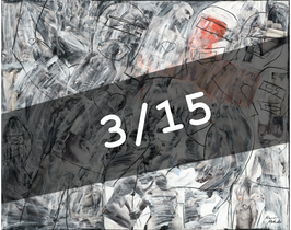 NEW PIECE OF ART #13 – LOVE MACHINE