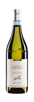 Langhe Chardonnay DOC 2015 Luna d'Agosto