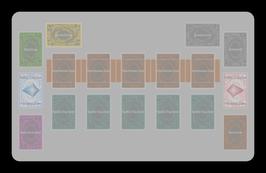 Kartenzonen für YuGiOh! - PENDEL FARBIG