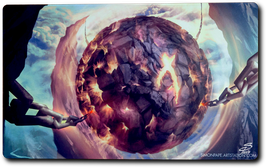 Playmat - Prison of the Seven Seals