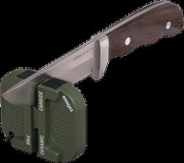 Mini Messerschschärfer XS-2 oliv