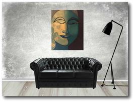 Acrylgemälde Medium (Maße 50 x 40 cm)