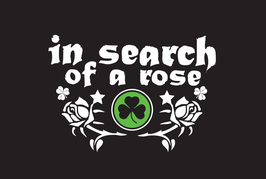 T - Shirt - In Search Of A Rose - LOGO - Preorder - Release 05.10.2018