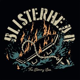 BLISTERHEAD - THE STORMY SEA (LP+CD) + DLC 180g ltd. versch. Farben