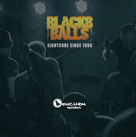 DR023 - CD - Black 8 Balls - Eighcore Since 1996