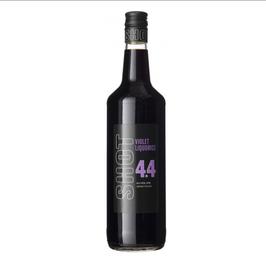 zum trinken: Shot 4.4 Veilchen-Lakritz-Likör