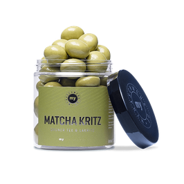 Dose: Matcha Kritz, Grüner Tee & Lakritz