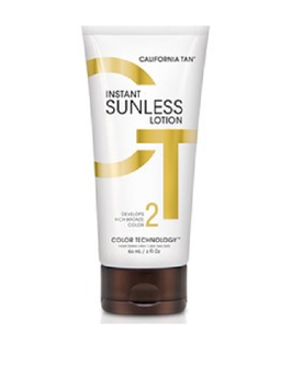 California Tan Instant Sunless Lotion