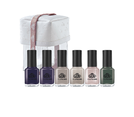 "LCN Nail Polish Set ""Purity"""