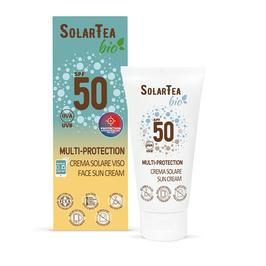 SolarTea bio Multiprotection Gesichtspflege SPF 50