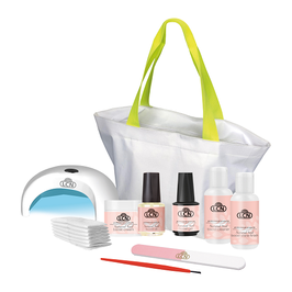 "LCN Home Studio Kit ""Natural UV Gel Nails"
