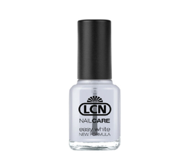 LCN Nail Care Easy White