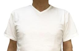 白TM―BC4060 バンブーレ―ヨン59% 綿36% ポリエステル高収縮糸5%(税込)