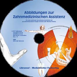 Abbildungs-CD zur Zahnmedizinischen Assistenz