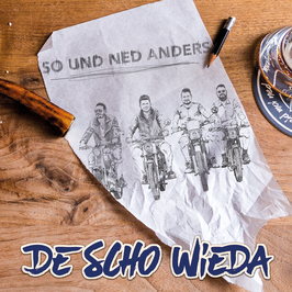 DeSchoWieda - So Und Ned Anders CD