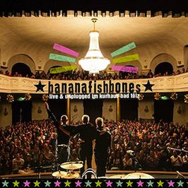 Bananafishbones - Live im Kurhaus Bad Tölz CD
