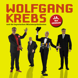 Wolfgang Krebs -  Ja, Mia Kennan! CD