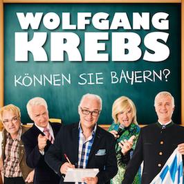 Wolfgang Krebs - Können Sie Bayern? CD