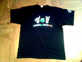 Da Huawa Da Meier Und I - D'Würfl San Rund Shirt