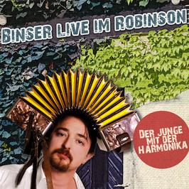 Helmut A. Binser - Der Junge mit der Harmonika (Live im Robinson)
