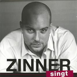 Stephan Zinner - Zinner singt CD