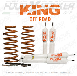 ASSETTO KIT RIALZO KING OFF ROAD +50 NISSAN TERRANO 1 - 2