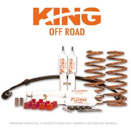 ASSETTO KIT RIALZO +5CM KING OFF ROAD MITSUBISHI L200 05-15