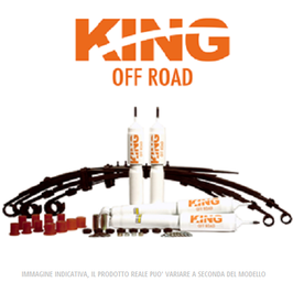 KIT RIALZO KING OFF ROAD +50 TOYOTA  HILUX LN65