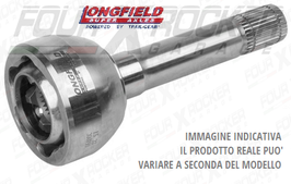 GIUNTO OMOCINETICO LONGFIELD NISSAN PATROL GR Y60 (31 CAVE) / FXR-RS300793KIT