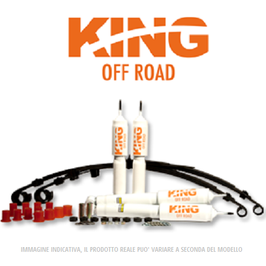 ASSETTO KIT RIALZO +5CM KING OFF ROAD MITSUBISHI L200
