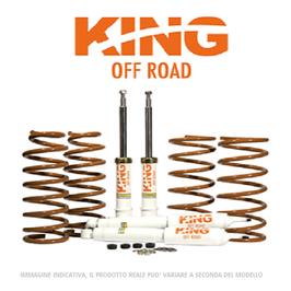 ASSETTO KIT RIALZO +5cm  KING OFF ROAD  SUZUKI GRAND VITARA 98-05
