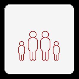 Steuererklärungs-Paket für Familien ohne Eigenheim