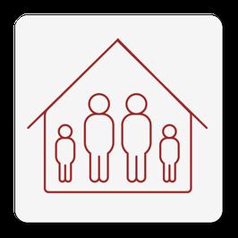 Steuererklärungs-Paket für Familien mit Eigenheim