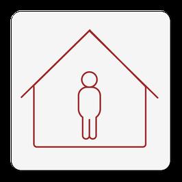 Steuererklärungs-Paket für Einzelpersonen mit Eigenheim