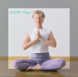 Film VLOW® Yoga oefeningen speciaal voor het borstgebied + Hand-out
