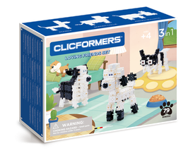 CLICFORMERS Loving Friends Set 79 Teile // 806002