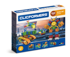 CLICFORMERS Basic Set 150 Teile // 801005