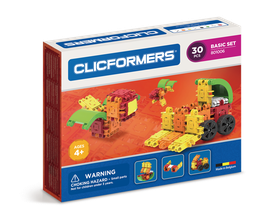 CLICFORMERS Basic Set 30 Teile // 801006