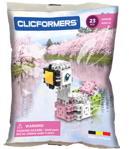 CLICFORMERS Blossom Swan Set 23 Teile // 809007