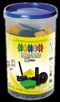 CLICS Köcher 150 Ersatzteile // CK023