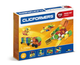 CLICFORMERS Basic Set 110 Teile // 801004